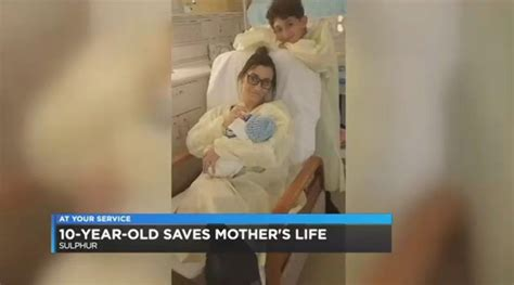 louisiana  year  saves  pregnant mother