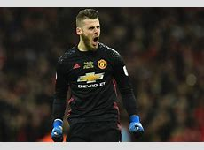 David de Gea to Real Madrid Manchester United star wants