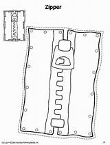 Coloring Pages Zipper Letter Zz Alphabet Zippers Week Uu Uploaded User sketch template