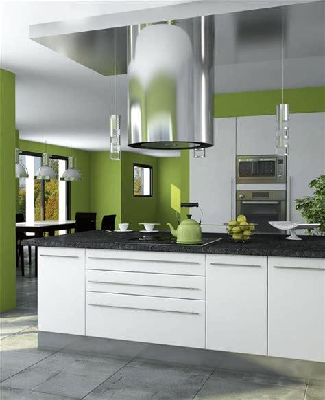 cuisines tendances top 5 des couleurs à oser dans une cuisine décoration