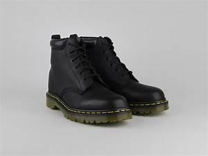 Chaussure Homme Doc Martens : chaussures doc martens 939 montants noir cuir lisse ~ Melissatoandfro.com Idées de Décoration