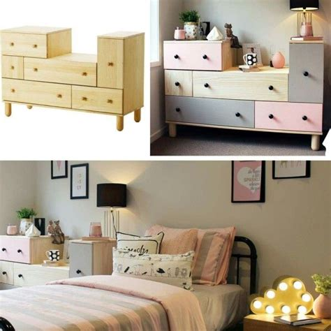 Ikea Ps Kinderzimmer by Ikeahack Ikea Ps 2012 Chest Of Drawers Transformation