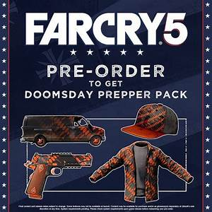 A Complete Guide to Far Cry 5 s Preorder Bonuses - IGN