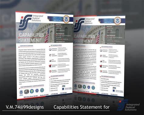 capabilities brochure images  pinterest