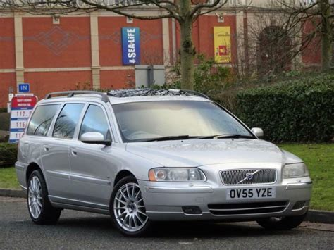 auto body repair training 2005 volvo v70 electronic throttle control volvo v70 2 4d auto geartronic 2006 se 11 service sts warranty in urmston manchester