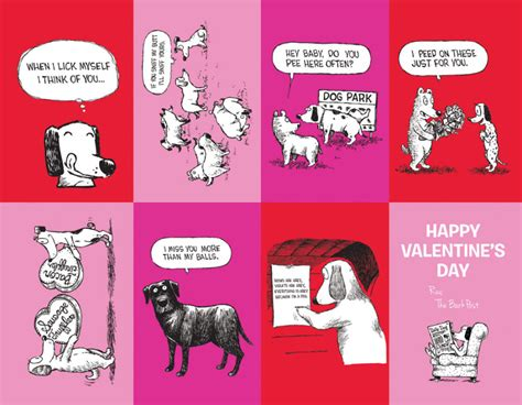 Maybe you would like to learn more about one of these? Dog-Themed Dirty Valentine Cards You'll Want To Give (And Receive) This Year - BarkPost