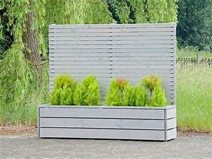 Sichtschutz Mit Pflanzkasten : 17 best images about sichtschutz mit pflanzkasten aus holz ~ Michelbontemps.com Haus und Dekorationen