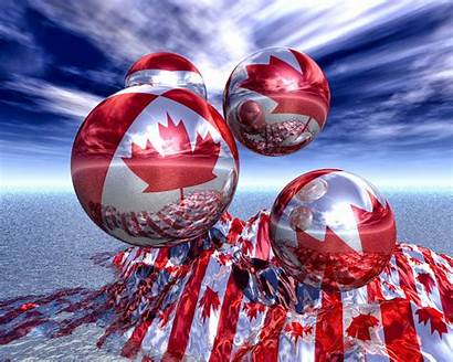 Canada Flag Canadian Wallpapers Background Oh Desktop