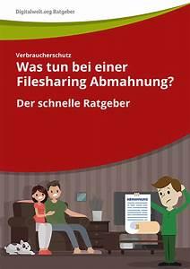 Was Tun Bei Nassen Wänden : was tun bei einer filesharing abmahnung ein schneller ratgeber ~ Sanjose-hotels-ca.com Haus und Dekorationen