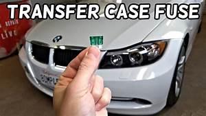 Transfer Case Fuse Location Bmw E90 E91 E92 E93