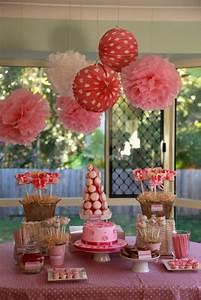 une decoration de table pour anniversaire a ravir vos invites With salle de bain design avec décoration de table anniversaire 1 an
