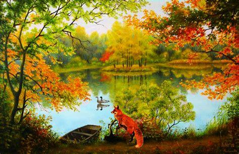 sonbahar gifleri hareketli sonbahar manzaralari  hobi fikirleri yaratici el isi oernekleri