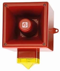 Al121x Alarm Horn Sounder  U0026 Xenon Strobe Beacon 2