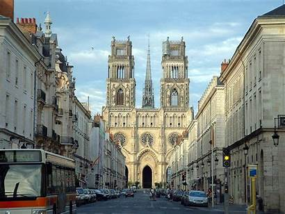 Orleans France Orlean Loire Sightseeing Hotels Valley
