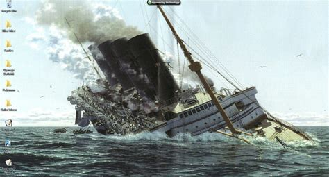 the sinking of the lusitania by hoshimyaichigo on deviantart