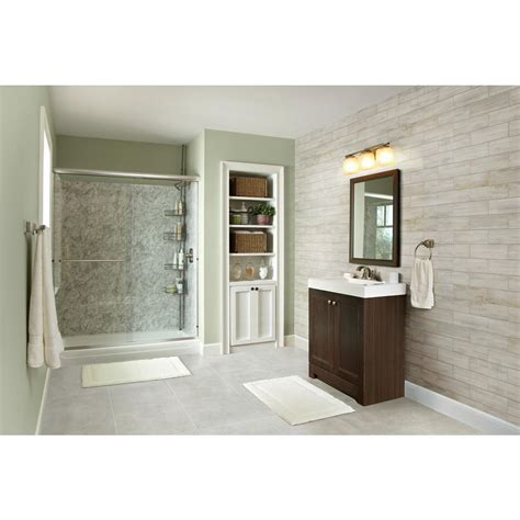 The Home Depot Custom Installed Tub To Shower Conversion