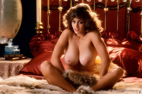 Karen Price Classic Playboy Playmate - Curvy Erotic