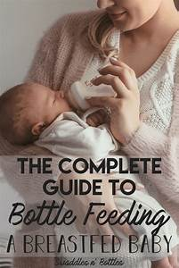 Breastmilk Storage Chart Printable The Complete Guide To Bottle Feeding A Breastfed Baby