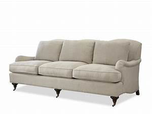 Universal churchill traditional stationary sofa with for Sofa vs couch english