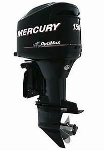 Mercury 135 150hp Optimax Outboard Oem Service Repair