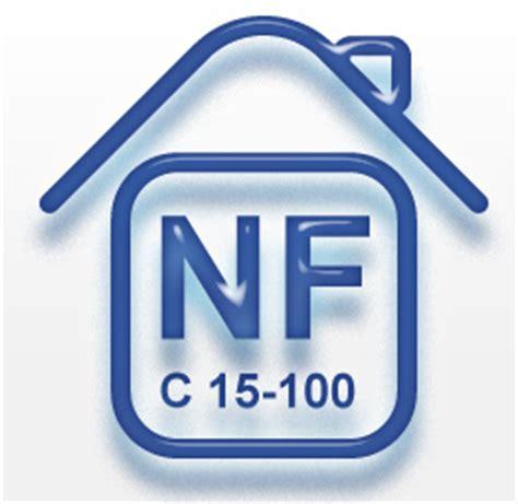 nfc 15 100 cuisine norme électrique nf c 15 100
