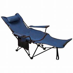 Redcamp, Folding, Camping, Chair, With, Footrest, Reclining, Heavy, Duty, Escape, Camp, Chairs, For, Adults