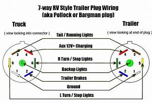 Charge Line From Car To Trailer - Electrical