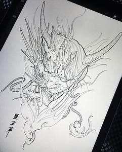 Demon Japonais Dessin : hannya tattoo 39 s tatouage tatouage japonaise et dessin tatouage ~ Maxctalentgroup.com Avis de Voitures