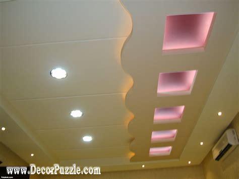 Interior Home Color - 20 pop false ceiling design catalogog with led 2018
