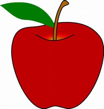 Apple Clip Clipart Clker Cliparts