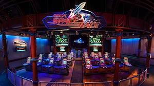 Mission: SPACE Advanced Training Lab | Epcot Attractions ...