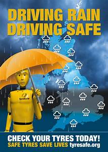 Driving Rain, Driving Safe | Discount Tyres