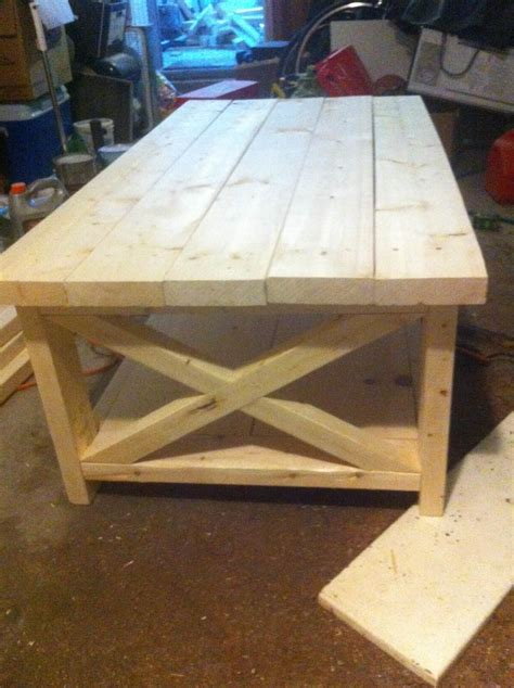 artisan des arts diy oxidized wood  coffee table