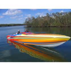 Pictures of Cigarette Speed Boats For Sale