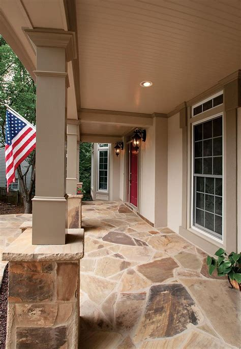 17 best ideas about front porches on