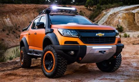 2019 Colorado Specs  Trucks Hamz