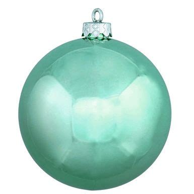 mint green christmas ornaments images  pinterest
