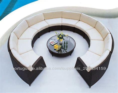 canapé demi cercle fabriqué en chine canapé courbe demi cercle canapé