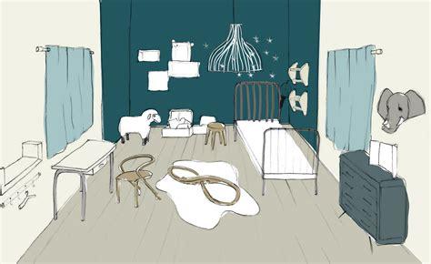 bureau vintage 馥s 50 chambre vintage objet déco