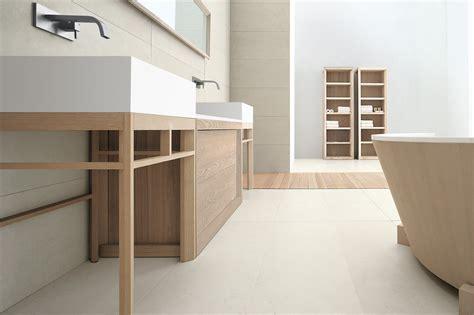 arredamenti in legno massello vasca lunga mobile lavabo doppio by dogi by ged