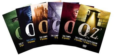 The Complete Seasons 1-6' Dvd