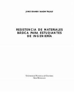 Resistencia Basica De Materiales 2 Parte1