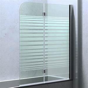 Duschvorrichtung Für Badewanne : duschabtrennung duschwand f r badewanne aus glas ~ Michelbontemps.com Haus und Dekorationen