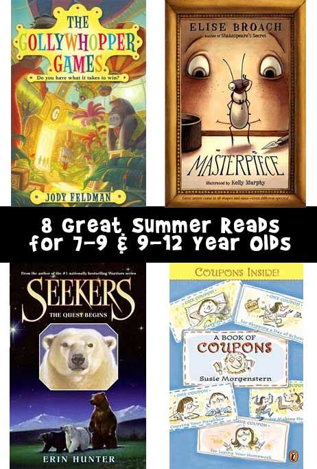great summer reads      year olds woo jr