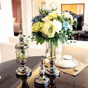 Gros Vase En Verre : vase en verre clair vases contemporains vase d coratif gros ~ Teatrodelosmanantiales.com Idées de Décoration
