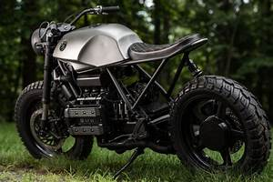 Bmw K75 By Industrial Moto