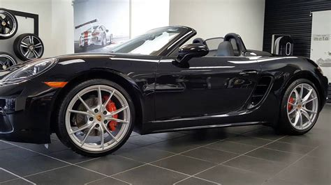 After the cayman and boxter have been separated from each other since their introduction while sharing the same base, porsche decided to combine the two in the 718 for the 2016 model year. 2017 Porsche 718 Boxster S For Sale Columbus Ohio - YouTube