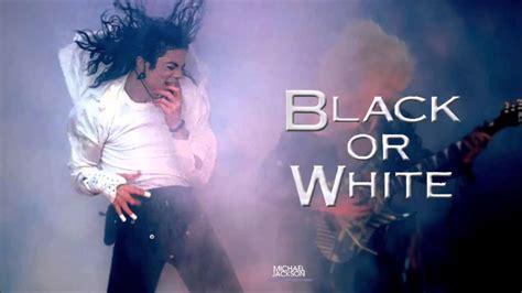 Michael Jackson - Black Or White (Extended) - YouTube