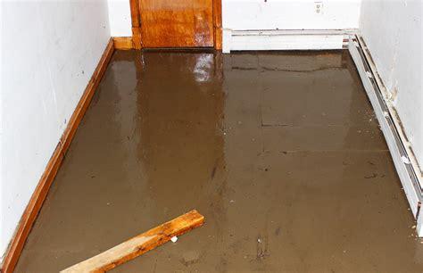 Flooded Basement Repair Repair For Flooded Basements