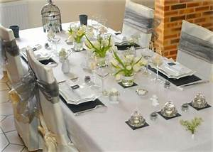 La Dcoration De Table De Mariage Des Ides Fascinantes